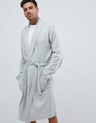 f483b481cd Calvin Klein dressing gown in cotton modal
