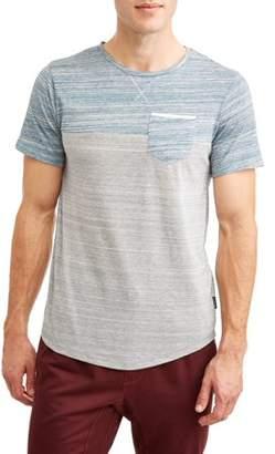 Dvision Men's Louie Deep-Sea V-Neck Short Sleeve T-Shirt