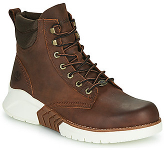 MTCR PLAIN TOE BOOT men's Mid Boots in Brown