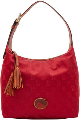 Dooney & Bourke St. Louis Cardinals Nylon Paige Sac