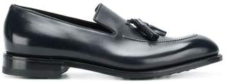Salvatore Ferragamo tassel detail loafers