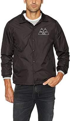 Poler Unisex-Adults Venn Coaches Jacket-Blk-m