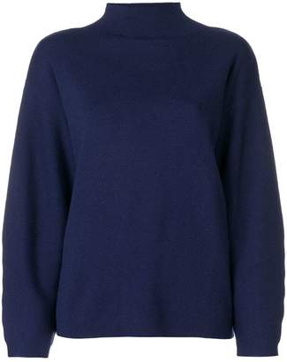 Aspesi stand-up collar jumper