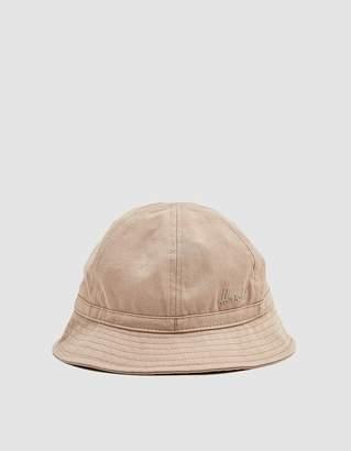 Herschel Cooperman Bucket Hat in Faded Khaki