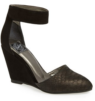 Jeffrey Campbell 'Tatum' Wedge Pump