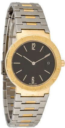 Bvlgari  Bvlgari Bvlgari Two-Tone Watch