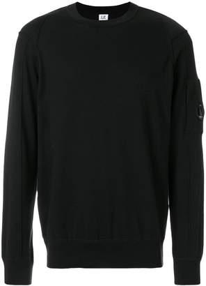 C.P. Company sleeve pocket detail sweatshirt