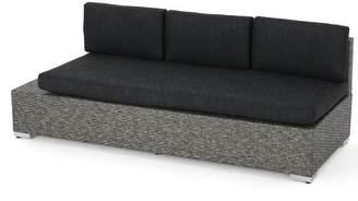 Orren Ellis Easton in Gordano Patio Sofa with Cushion