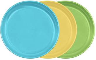 I Play Green Sprouts by 3-pk. Sprout Ware Plates