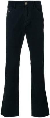 Armani Jeans button detail jeans