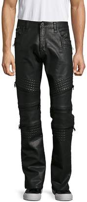 Cult of Individuality Men's Eight-Pocket Zipped Pants