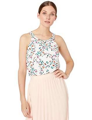 Calvin Klein Women's Halter Top with Beads