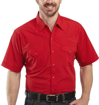 JCPenney Ely Cattleman Short-Sleeve Shirt