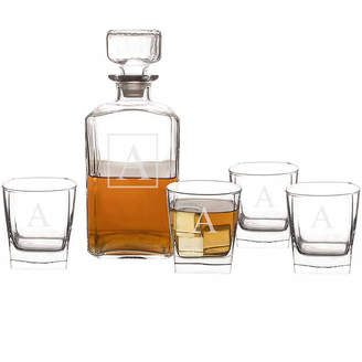 Cathy's Concepts CATHYS CONCEPTS 5-pc. Decanter Set