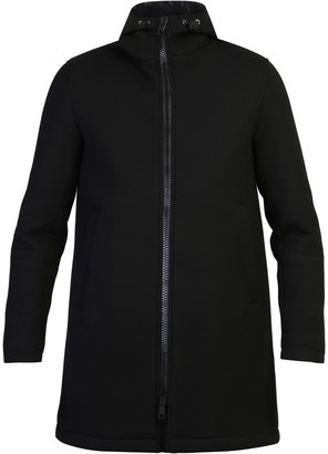 Herno Three Quarter Scuba Jacket