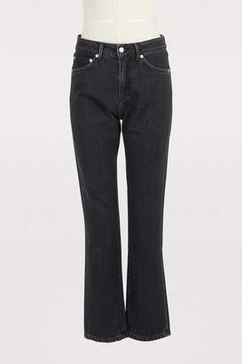 Officine Generale Japanese cotton jeans