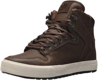 Supra Mens Vaider Cw Dark Gum Skate Shoes