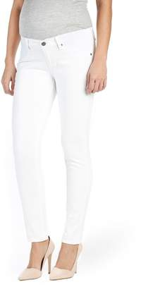 Paige 'Skyline' Ankle Peg Skinny Maternity Jeans