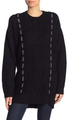 Religion Soul Oversized Sweater