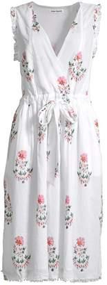 Roller Rabbit Arelle Maddie Sleeveless Floral Dress