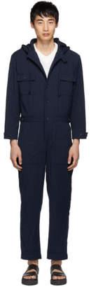 Issey Miyake Navy DFC-H Jumpsuit