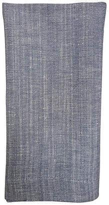 One Kings Lane Vintage Denim Blue Linen Table Napkin