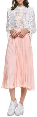 ENGLISH FACTORY Blush Skirt