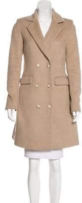 Thakoon Wool Knee-Length Coat