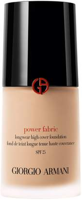 Giorgio Armani Power Fabric Full Coverage Foundation