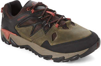 Merrell Dark Olive All Out Blaze 2 Hiking Shoes
