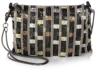 Whiting & Davis Mackie Crossbody Bag