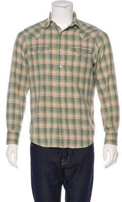 Ralph Lauren Patterned Casual Shirt
