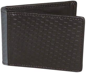 Buxton Bellamy Rfid Front Pocket Flip Wallet