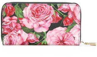 Dolce & Gabbana 'Dauphine' wallet $775 thestylecure.com