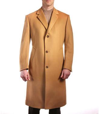 Jean Paul Gaultier GERMAIN Germain Jeffrey Wool Blend Topcoat