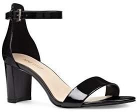 Nine West Pruce Faux Leather Sandals