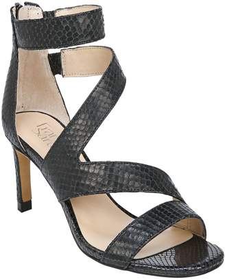 Franco Sarto Strappy Kitten Heel Sandals - Celia