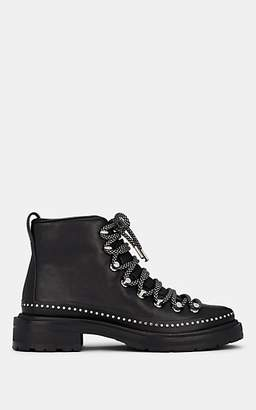 Rag & Bone Women's Compass Leather Ankle Boots - Black