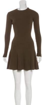 A.L.C. Fit Flare Mini Dress w/ Tags