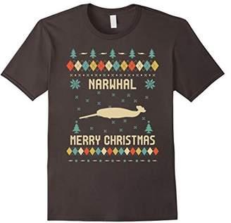 Narwhal Christmas T-Shirt