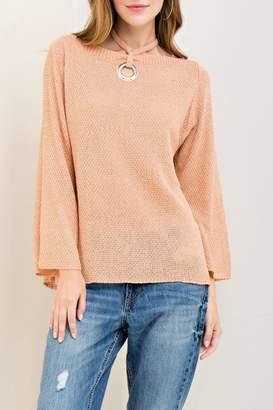 Entro Boat Neck Sweater