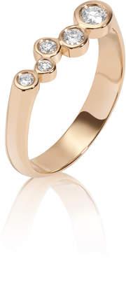 "Parker Hi June Jewelry New York Diamond D-Ring ""Shadows"""
