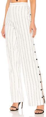 Tibi Stripe Pants