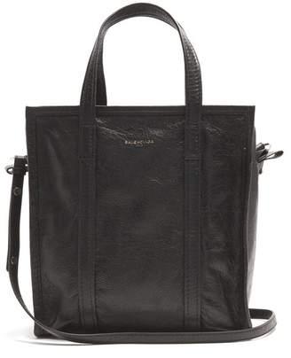 Balenciaga Bazar Shopper S - Womens - Black