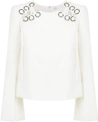 Nk drawstring blouse