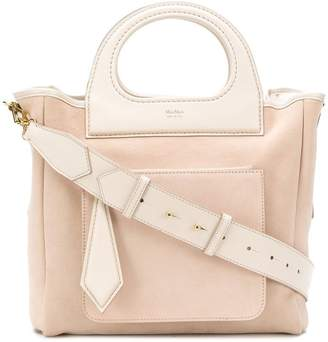 Max Mara small reversible shopper bag