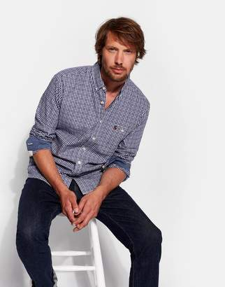Joules Clothing Hewitt textured classic fit Poplin Shirt