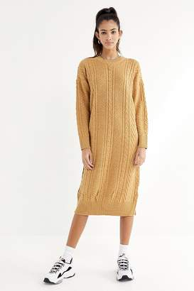Lucca Couture Jayla Sweater Midi Dress
