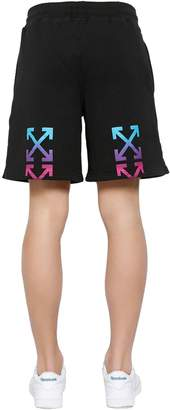 Off-White Gradient Arrows Sweat Shorts