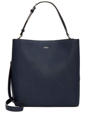DKNY Samara Small North South Bucket Bag, Created for Macy's
